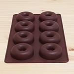 실리콘몰드 도넛8구 SALE 30%