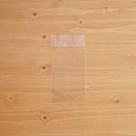 OPP투명비닐(접착,7x10+4,약100장)
